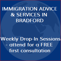 IMMIGRATION ADVICE & SERVICES IN BRADFORD